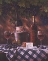 """11"""" x 14"""" Wine Cheese"""