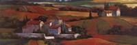 Tuscan Sunrise Framed Print