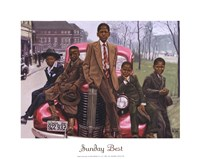 Sunday Best Fine Art Print