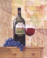 Villa Dorazi - Chianti Fine Art Print