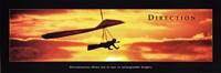 Direction - Hang Glider Fine Art Print