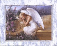 Angel at Rest Fine Art Print