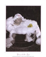 "Day At The Spa by Linda Joy Solomon - 8"" x 10"", FulcrumGallery.com brand"