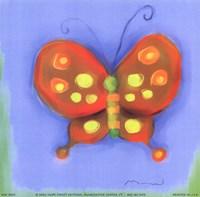 New Butterfly Fine Art Print