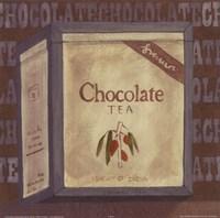 Chocolate Tea Fine Art Print