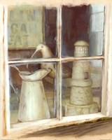 Window With Pitcher Fine Art Print