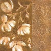 Bukara Paisley II Fine Art Print