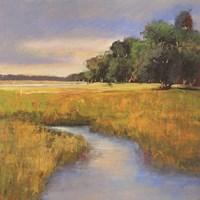 Low Country Landscape II Fine Art Print