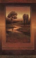 Golden Horizon II Fine Art Print
