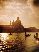 Venezia Sunset I Fine Art Print