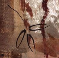 Leaf Gesture I Framed Print