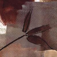Leaf Gesture II Framed Print