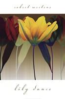 Lily Dance Fine Art Print
