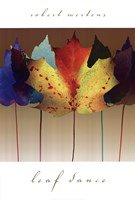 Leaf Dance Fine Art Print