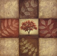 Simple Autumn Moment Fine Art Print
