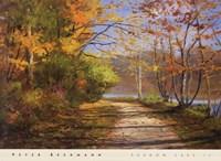 Shadow Lake II Fine Art Print