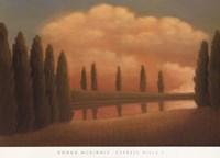 Cypress Hills I Fine Art Print