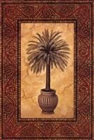 Palm Mosaic II Fine Art Print