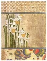 Canteiro De Flores I Fine Art Print