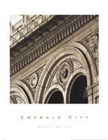 Emerald City Fine Art Print