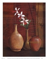 Asian Arrangement I Fine Art Print