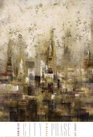 City Phase Fine Art Print
