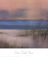 Sea Oats Two Fine Art Print
