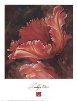 Tulip One Fine Art Print