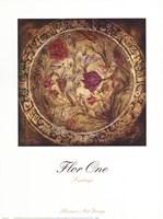 Flor One Fine Art Print