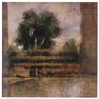 Serene Landscape Fine Art Print