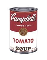Campbell's Soup I (Tomato), 1968 Framed Print