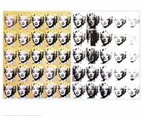 Marilyn x 50 Fine Art Print