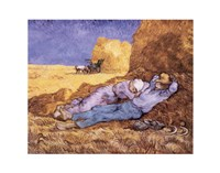 The Siesta, c.1889 Fine Art Print