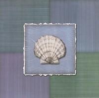 "Blue Sea III by Charlene Audrey - 12"" x 12"""
