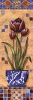"Flower In Greece I by Charlene Audrey - 12"" x 36"""