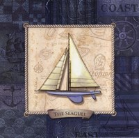 Sailing IV Fine Art Print