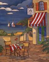 Cafe Cheri Fine Art Print
