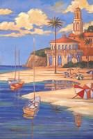 "Beach Club II by Paul Brent - 24"" x 36"""