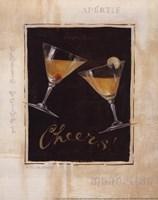 "8"" x 10"" Martini Pictures"