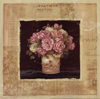 Vintage Rose Pink - Special Fine Art Print