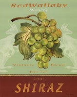 Shiraz - Mini Fine Art Print