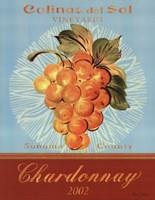 """Chardonnay - Mini by Pamela Gladding - 8"""" x 10"""""""