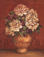 "Tuscan Peonies by Pamela Gladding - 16"" x 20"" - $12.49"