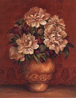 "Tuscan Peonies - Mini by Pamela Gladding - 8"" x 10"" - $9.49"