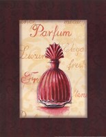 Parfum II Fine Art Print