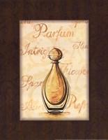 Parfum IV Framed Print