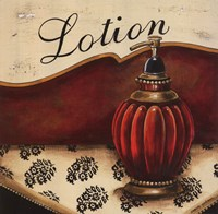 Lotion - Mini Fine Art Print