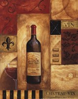 "Chateau Vin - Petite by Gregory Gorham - 8"" x 10"""