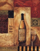 "Villa Toscano - Mini by Gregory Gorham - 16"" x 20"""