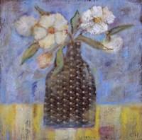 Blue Impressions Fine Art Print